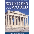 Maravillas del Mundo- Wonders of the World playing cards
