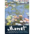 Baraja de Monet playing cards