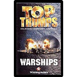 Wharships Top Trumps