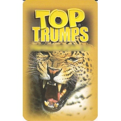 Animales Salvajes Depredadores Top Trumps
