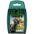 Fighting Units of the British Army Top Trumps