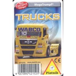 Trucks MegaTrumpf playing cards