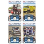 Camiones - Trucks playing cards