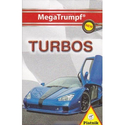Turbos playing cards