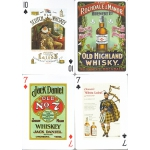 El arte del Whisky - The Art of Whisky playing cards